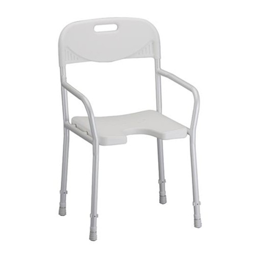 shower medical care home product for elderly aluminum chair bath plastic disabled