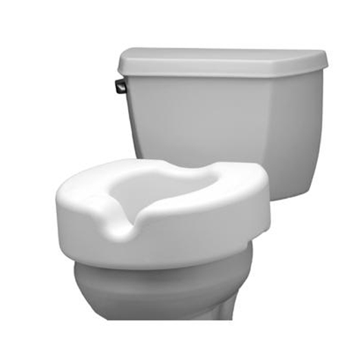 black padded toilet seat. seat type (plastic_ padded): plastic aperture dimension (inches): 8.25w x 10d. overall dimensions 17.25w 17l 5.25d. retail packaged: yes black padded toilet
